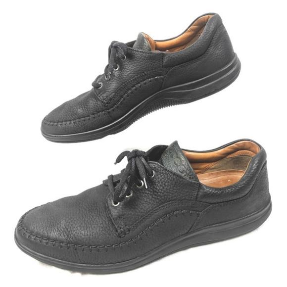 cb644152 Ecco Cross Oxford Shoes Mens 47 EU 13 / 13.5 US Bl